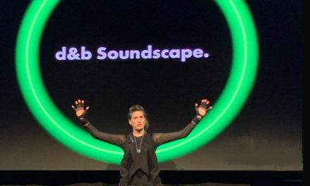 IMOGEN HEAP ON THE d&b SOUNDSCAPE