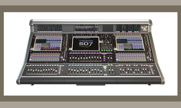 DIGICO REVEALS MUSTARD FOR QUANTUM 7 AT PROLIGHT + SOUND