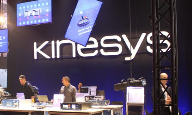 KINESYS AT PROLIGHT 2019