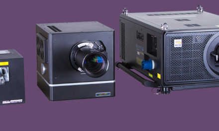 DIGITAL PROJECTION TO PREVIEW NEW TECH AT INFOCOMM