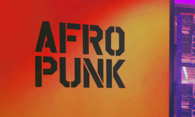 TNL ROCKS AFROPUNK HEAD QUARTERS INSTALLATION