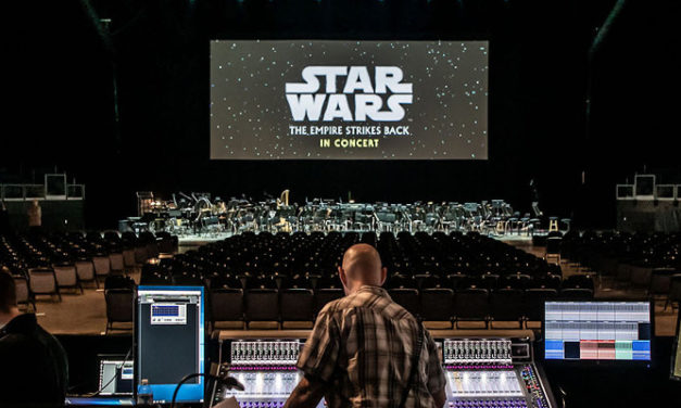 L-ISA TAKES SECOND STAR WARS FILM TO NEW HEIGHTS