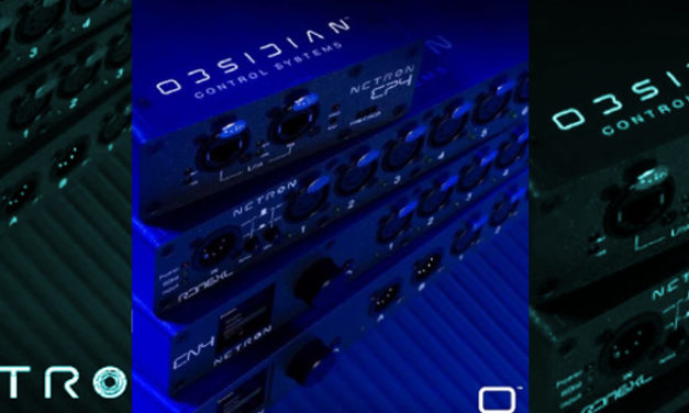 OBSIDIAN CONTROL SYSTEMS INTRODUCES NETRON