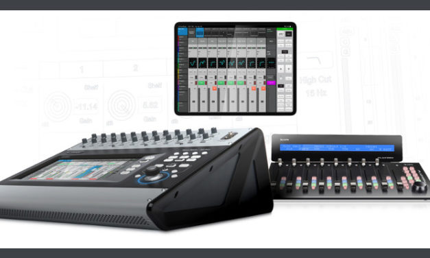 QSC LAUNCHES FIRMWARE V2.0 FOR TOUCHMIX-30 PRO DIGITAL MIXER