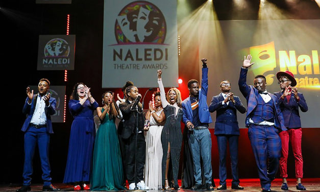 TECHNICAL TALENT RECOGNISED AT THE NALEDI AWARDS