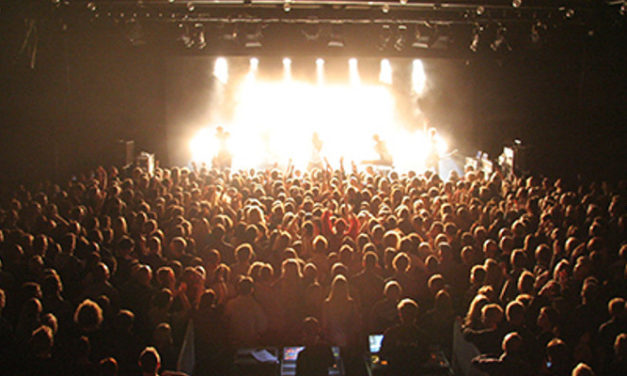 ETC PRODIGY STAGE MACHINERY UPGRADES MUSIKHUSET AARHUS IN DENMARK