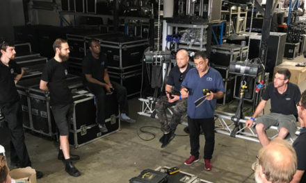 EMPHASIS ON SAFETY AS RON STAGEMASTER VISIT SOUTH AFRICA