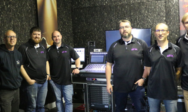 AVID VENUE S6L PROFESSIONAL WORKSHOP TAKES CENTRE STAGE AT SOUND GP