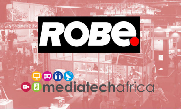 ROBE AT MEDIATECH AFRICA 2019