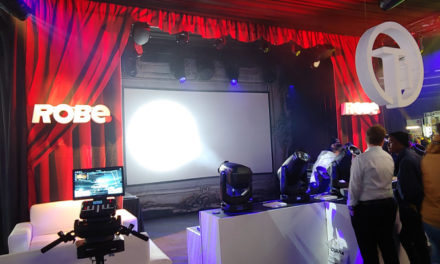 ROBE ROLES OUT THE RED CARPET AT MEDIATECH AFRICA