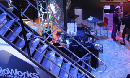 STAGE AUDIO WORKS PULLS OUT ALL THE STOPS AT MEDIATECH AFRICA