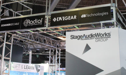 GET HANDS-ON WITH STAGE AUDIO WORKS AT MEDIATECH