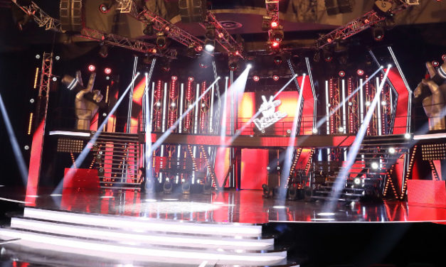 THE VOICE SOUTH AFRICA HEARS THE FUTURE OF SOUND