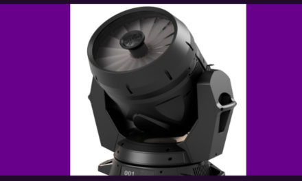 VARI-LITE'S NEW VL6500 WASH IS NOW SHIPPING