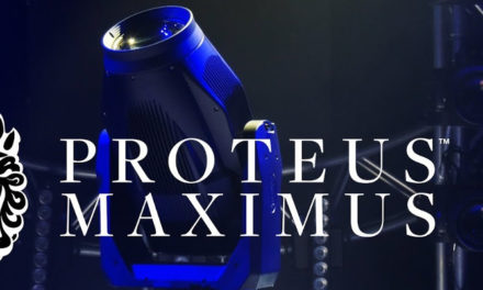 PROTEUS MAXIMUS BILLED AS THE BRIGHTEST LED PROFILE ON THE MARKET