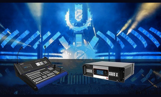 NOVASTAR PAIRS C1+N9 FOR TOTAL STAGE CONTROL