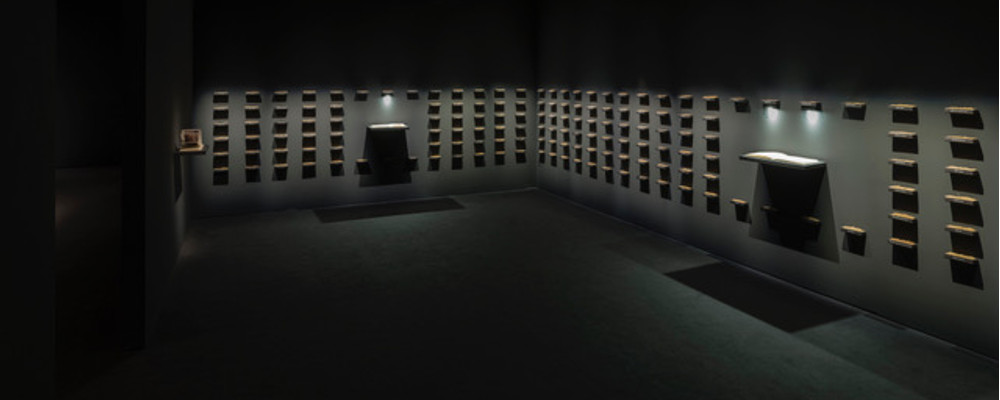 ETC LIGHTS ARTWORK AT THYSSEN BORNEMISZA