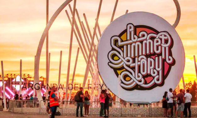 A SUMMER STORY FESTIVAL GOES SPECTACULAR WITH CLAYPAKY FIXTURES