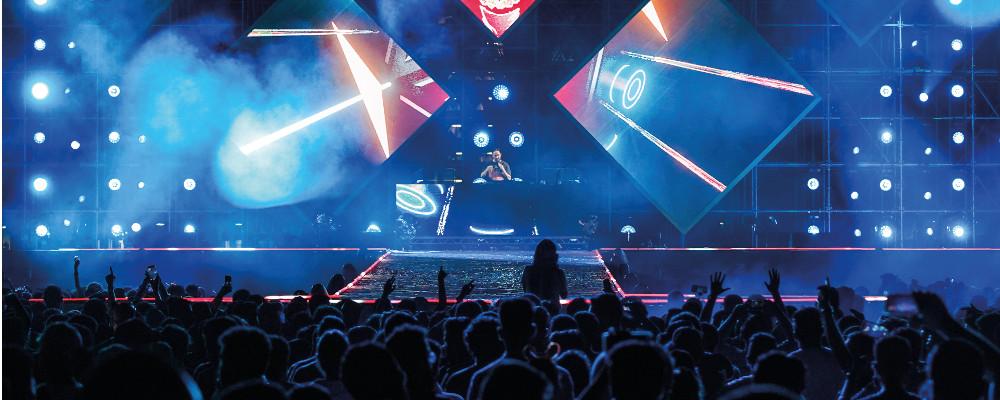 PROTEC SHINES AT JEDDAH WORLD FEST - Entertainment Technology