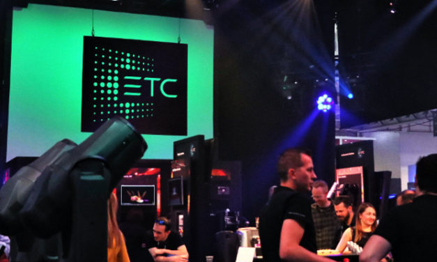 ETC AND HIGH END SYSTEMS AT PLASA 2019