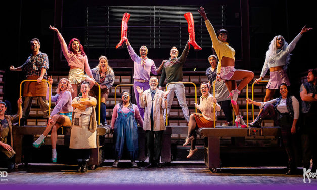 KINKY BOOTS IS ALIVE AND KICKING!