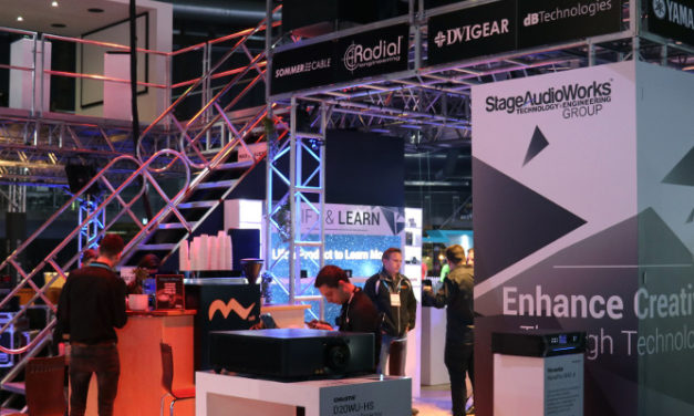 VIDEO – STAGE AUDIO WORKS AT MEDIATECH AFRICA