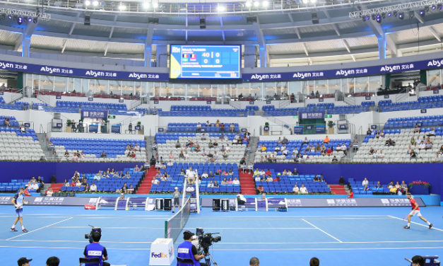 ABSEN SUPPLIED LED FOR THE 2019 ZHUHAI CHAMPIONSHIPS