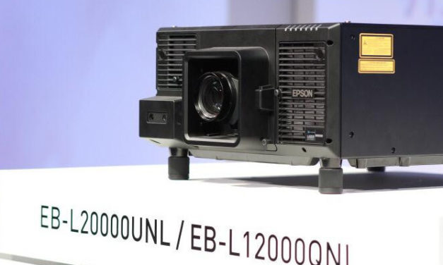 EPSON NATIVE 4K 3LCD LASER PROJECTORS