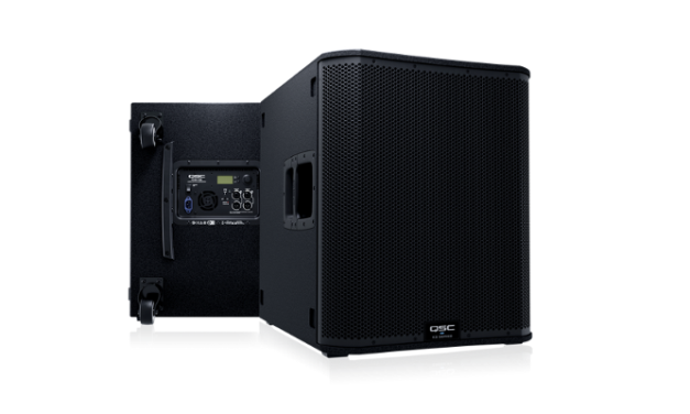 QSC ADDS POWERFUL KS118 ACTIVE SUBWOOFER TO KS SERIES FAMILY