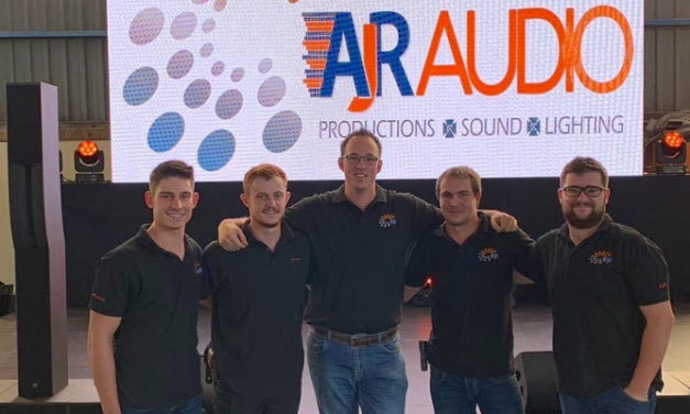 AJR THE FIRST IN SOUTH AFRICA WITH L-ACOUSTICS SYVA