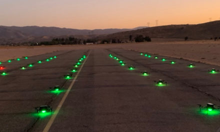VERGE AERO FLIES WORLD'S FIRST MUSIC VIDEO DRONE SHOW WITH PNAU