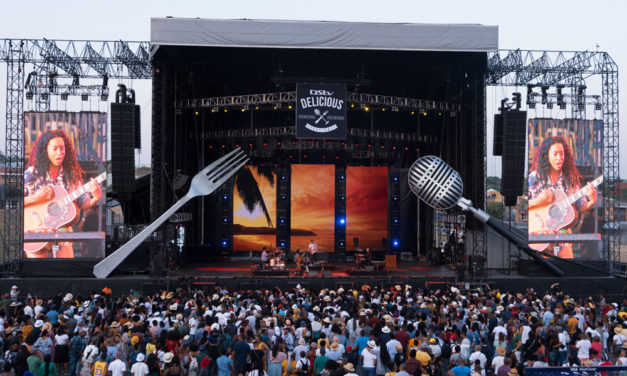 SOUND MANAGEMENT ENSURES A DELICIOUS FESTIVAL IN KYALAMI
