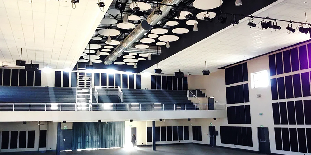FIVE THINGS TO CONSIDER WHEN INVESTING IN LIGHTING FOR YOUR SCHOOL HALL
