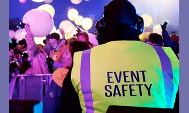 ANNOUNCEMENT FROM SACIA REGARDING ESTA STANDARDS FOR EVENT SAFETY