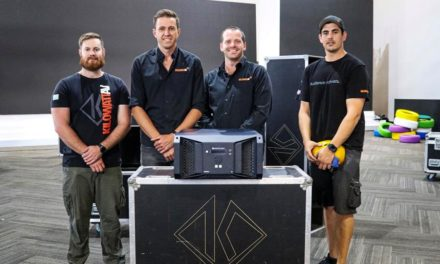 STAGE AUDIO WORKS HELPS KILOWATT AV SCALE WITH ANALOG WAY