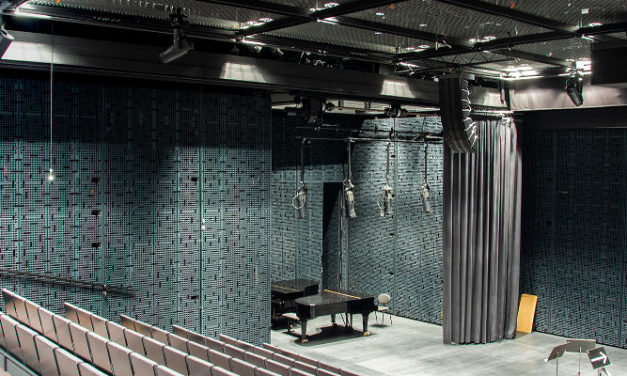 CHRISTIE APS AND GS SERIES LASER PROJECTORS INSTALLED AT HELSINKI'S UNIVERSITY OF THE ARTS