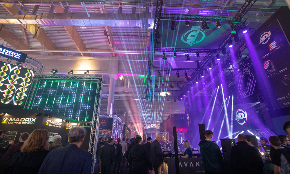 PROLIGHT + SOUND TO CELEBRATE ITS 25TH ANNIVERSARY