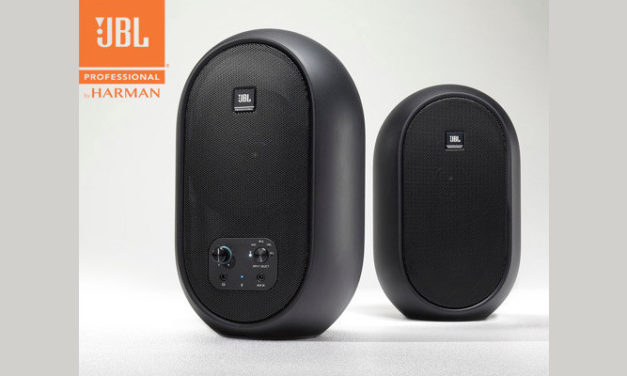 JBL PROFESSIONAL ANNOUNCES ONE SERIES DESKTOP REFERENCE MONITORS
