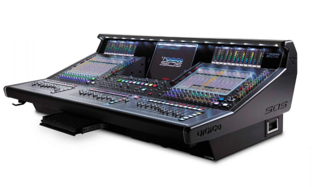 DIGICO SD5 CONSOLE