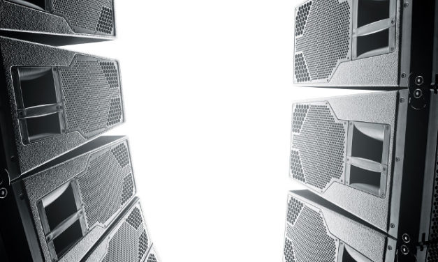 NEW REAL-TIME SL-SERIES LINE ARRAY COUPLING