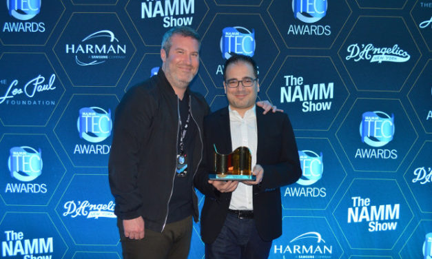 JBL PROFESSIONAL AND AKG AWARDED AT 2020 NAMM SHOW