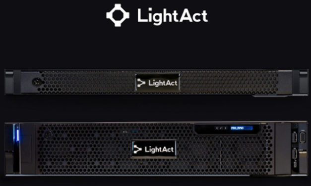 LIGHTACT LAUNCHES RELEASE 3.3.0 WITH NOTCH & UNITY PLAYBACK