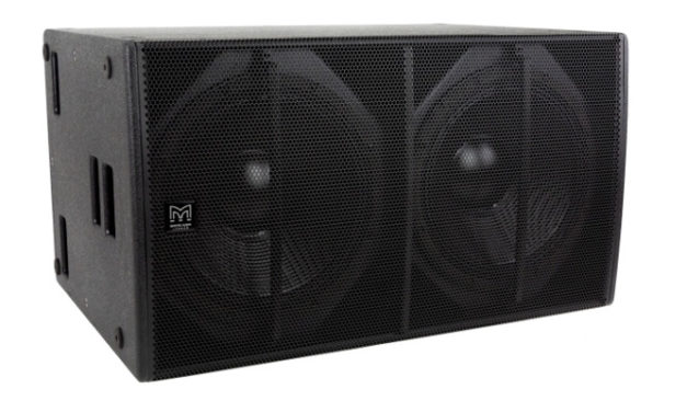 MARTIN AUDIO ANNOUNCES BLACKLINE X218 SUBWOOFER