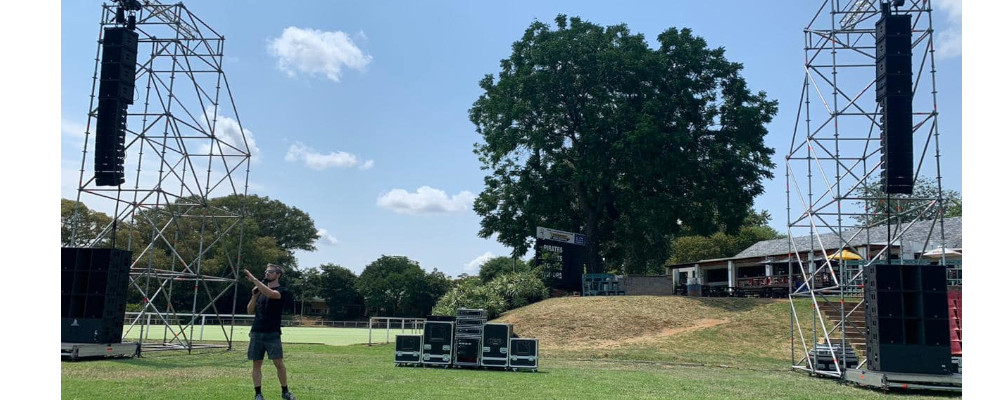 L-ACOUSTICS OPEN DAY SHOWS THE POWER AND VERSATILITY OF KIVA II SYSTEM