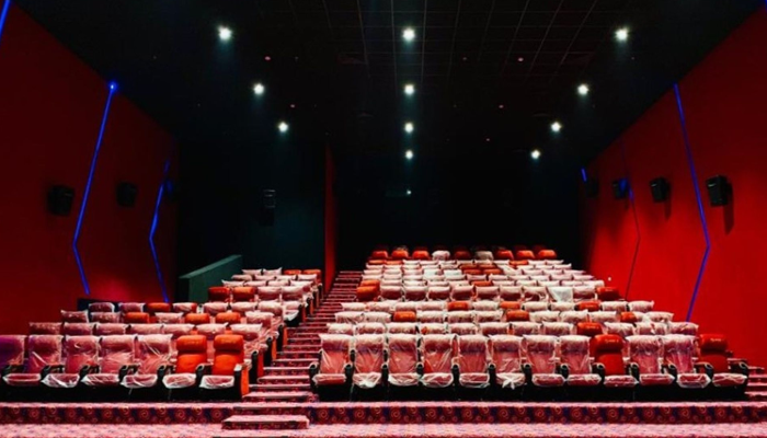 IMMERSIVE AUDIO EXPERIENCES WITH JBL PROFESSIONAL CINEMA AUDIO SOLUTIONS
