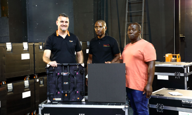 JOBURG THEATRE EMBRACES THE LED REVOLUTION WITH ABSEN