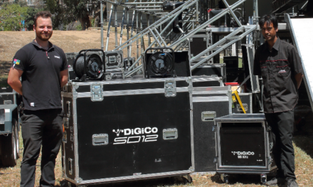 ULTRA EVENTS INVESTS IN DiGiCo