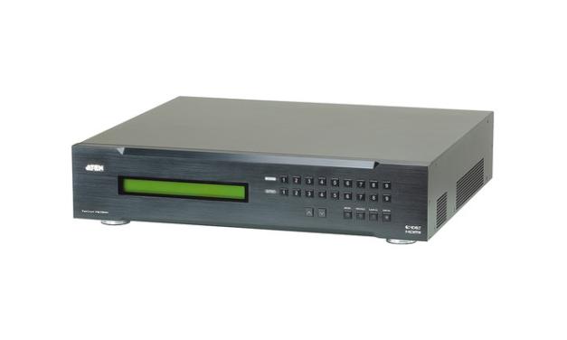 ATEN: VM3909H 9×9 4K HDMI HDBaseT-Lite Matrix Switch