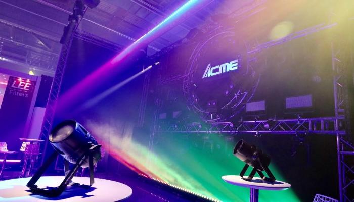 ACME LIGHTING WILL NOT ATTEND PROLIGHT + SOUND 2020