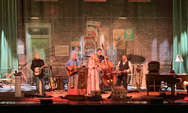 ALISON KRAUSS TOURS WITH ALCONS PRO-RIBBON SYSTEMS